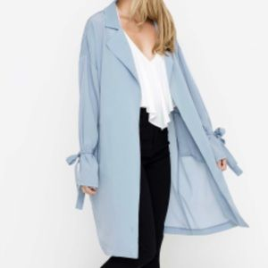 Other - Light blue Duster